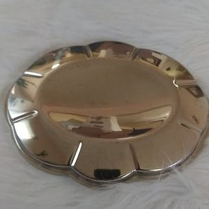 Princess House Stainless Steel Spoon Rest
